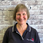 Anne Mitchell - Co-founder of Physioactive 1988